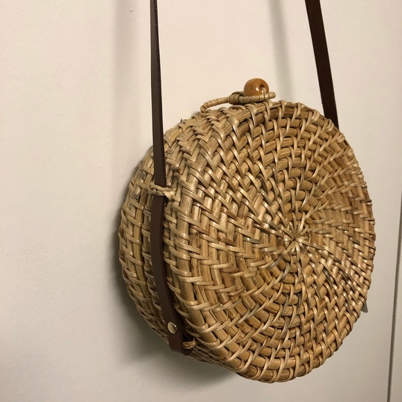 Zara Handbags - Brand New Zara Limited Edition Bamboo Handbag